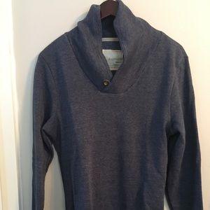 Men's Alternative Apparel Sweatshirt New NAVY